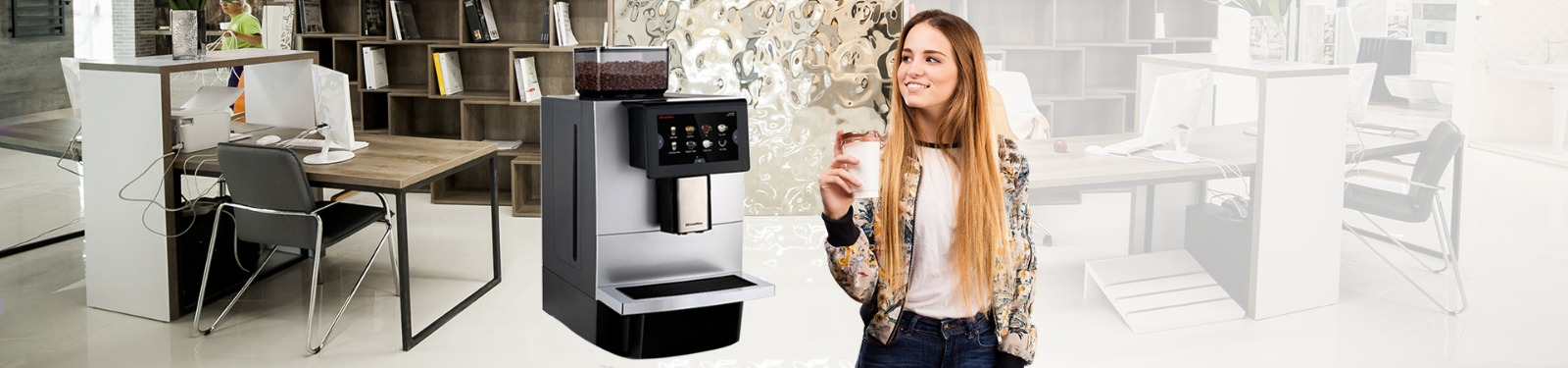 בונה מכונות קפה למשרד